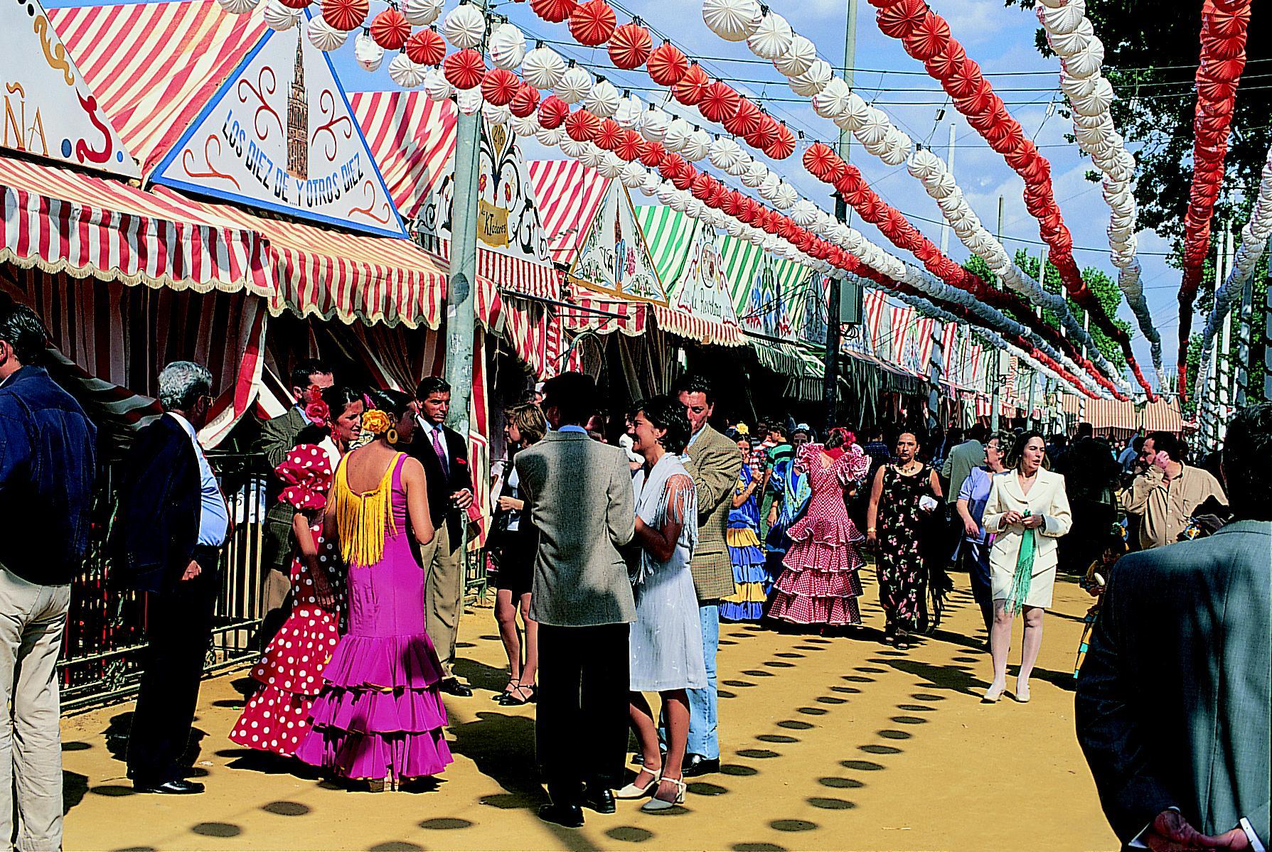 """10 conselhos básicos para aproveitar a """"Feria de Abril"""" de Sevilla"""